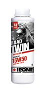 Масло моторное IPONE ROAD TWIN 15W50 1л.