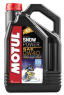MOTUL SNOW POWER 4T SAE 0W40 синтетика