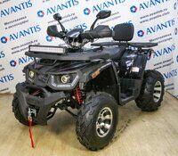 КВАДРОЦИКЛ AVANTIS HUNTER 200 BIG PREMIUM